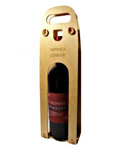 Winnica Gennari - stojak na wino