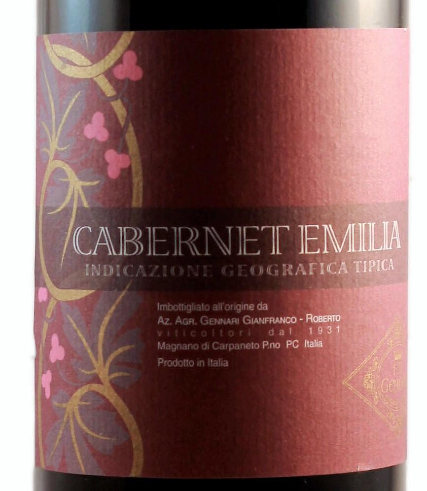 Cabernet Emilia